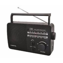Radio Punktal AC/DC AM/FM -  PK-96AC