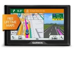 GPS Garmin Drive 50 - C/ Funda de Regalo