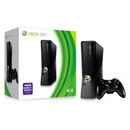 Consola de juegos Microsoft XBOX 360 Arcade 4GB 220V