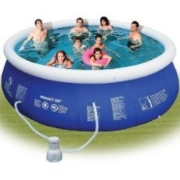 Piscina Inflable C/Filtro 5377L cod. 10203NG