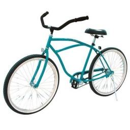 Bicicleta MEGANE NITRO Playera 6 Vel Hombre Azul BC06