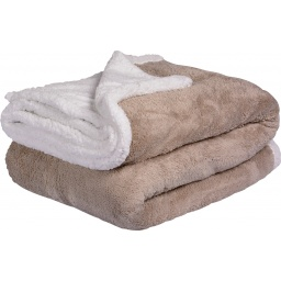 Manta Coral Fleece 2 plazas 230 x 240