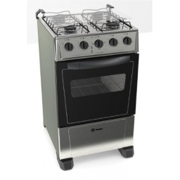Cocina Thompson CTH 1550 Combinada INOX