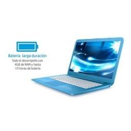 """Notebook HP Stream 14"""" N3050 - 4GB Ram - 32GB Solidos W10"""