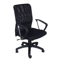 Silla de escritorio Malla Negra SX-W4069