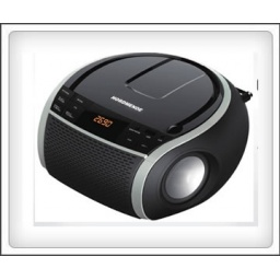 Reproductor  Nordmende NRD-H450 - BOOMBOX C/USB-BLUETOOTH