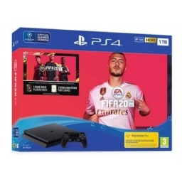 SONY PLAY STATION PS4 1 TB + FIFA 2020