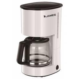 CAFETERA DE FILTRO JAMES CFJ (BLANCA)
