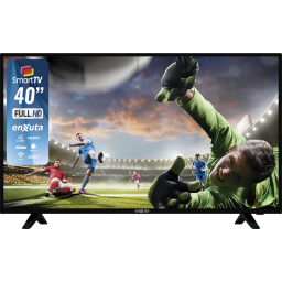 "TV LED SMART ENXUTA 40"" FULL HD TV LEDENX40S2K"