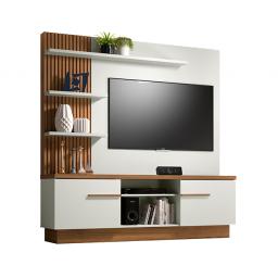 MODULAR PARA TV ITAIPU OFF WHITE NOGAL 203945