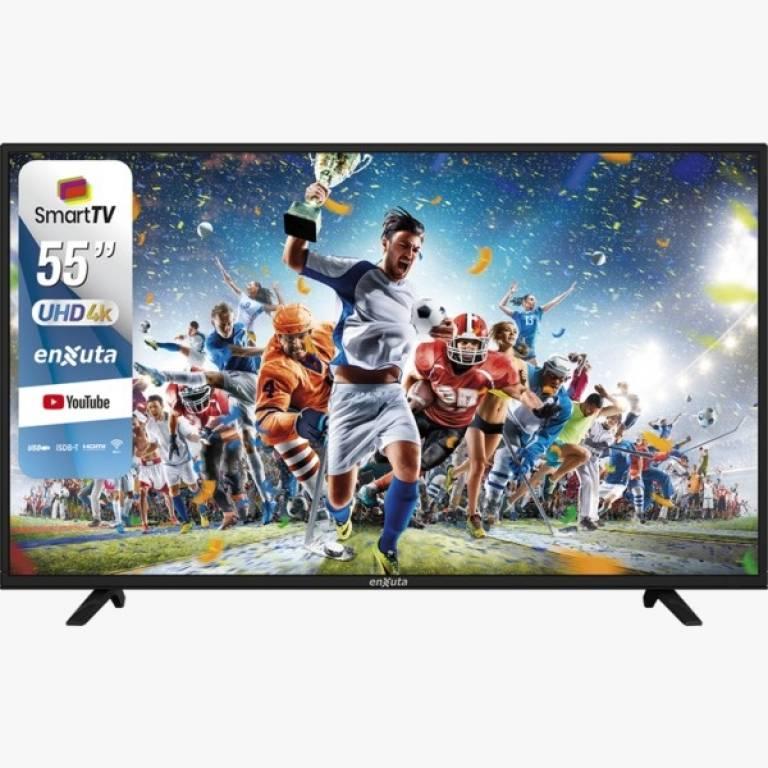 TV LED SMART ENXUTA 55 ULTRA FULL HD 4K